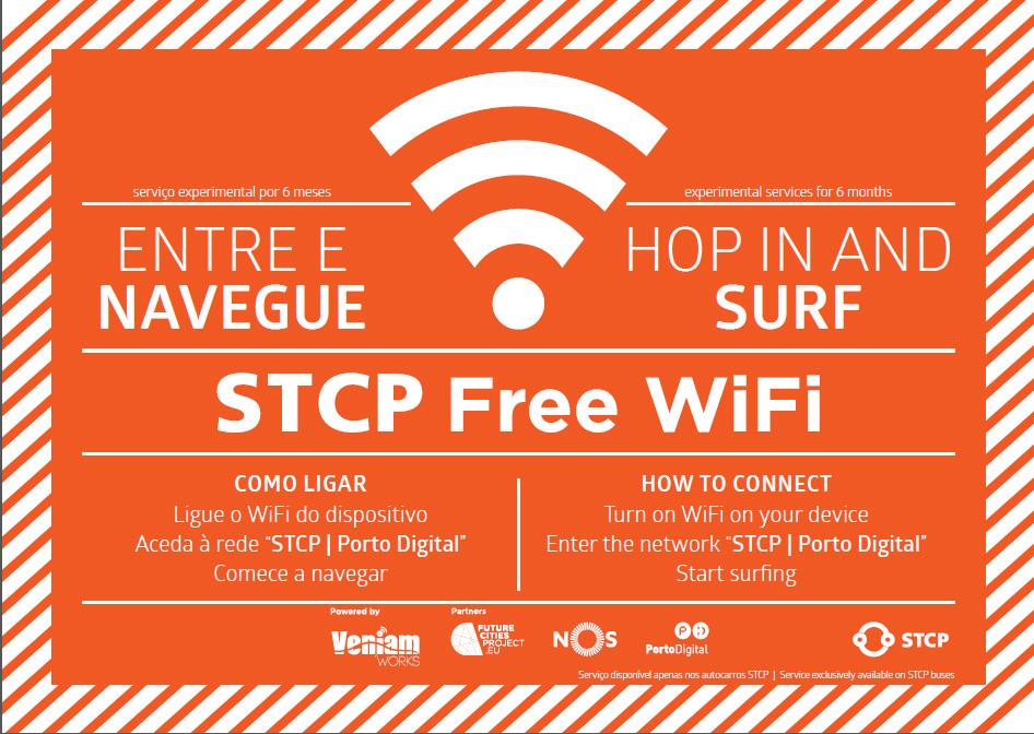 Flyer wifi STCP