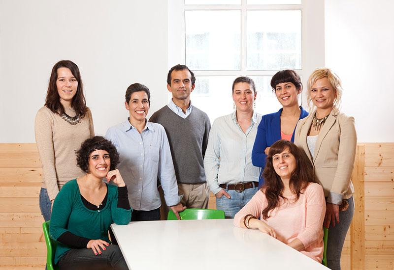 IEUA team