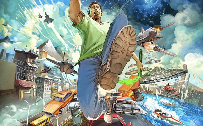 Serius Games - Freeway Fury 3