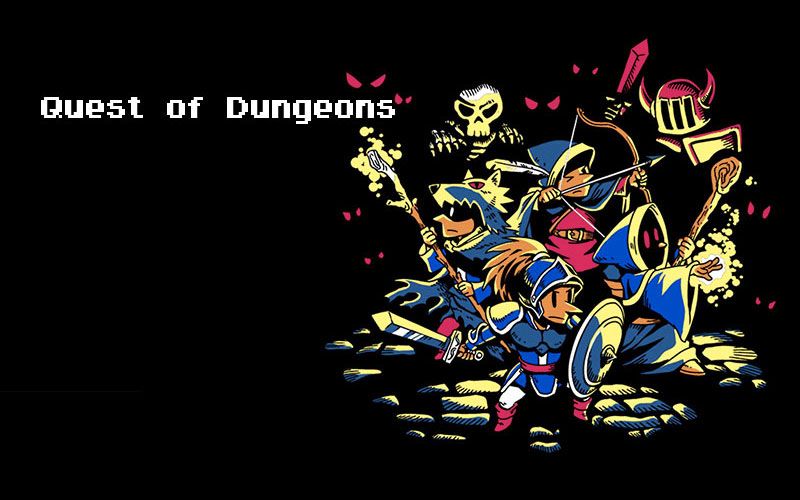 Upfall Studios - Quest of Dungeons