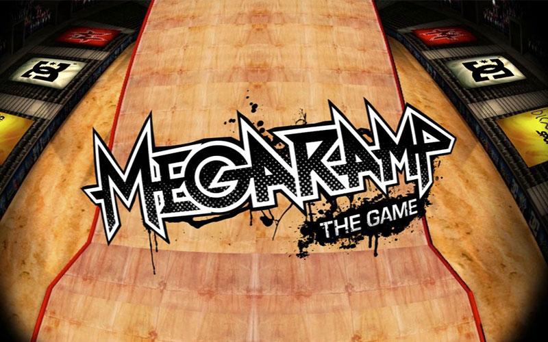 Biodroid- MegaRamp Skate Rivals
