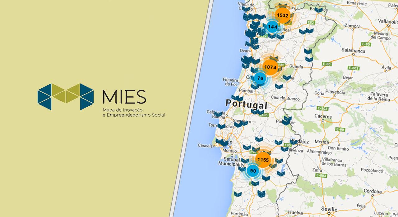 map mies