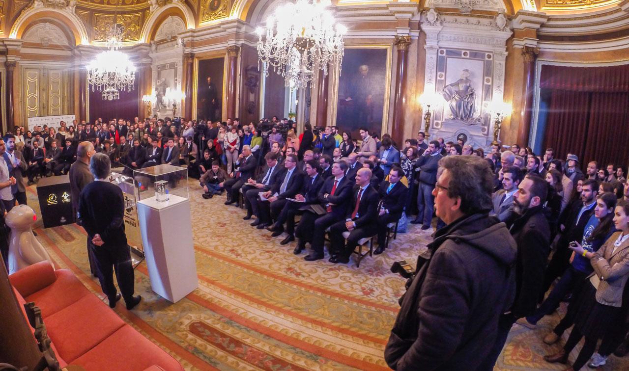 Lisboa European Capital of Entrepreneurship