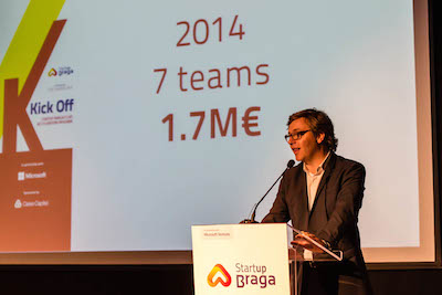 Startup Braga Kick Off