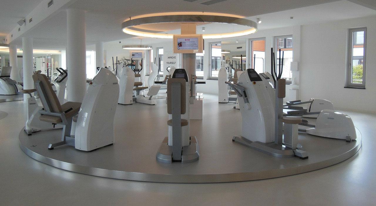 fitness health studio