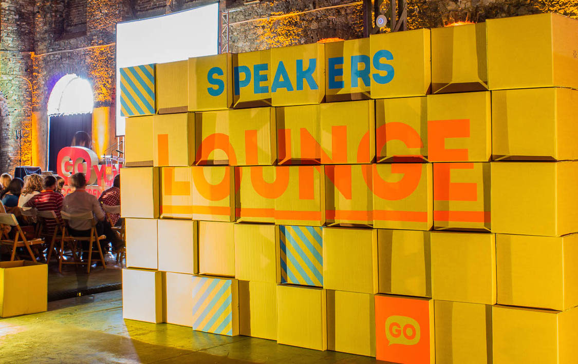 go youth speakers lounge