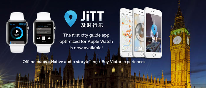 jitt watch london