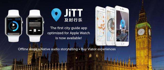 jitt watch london