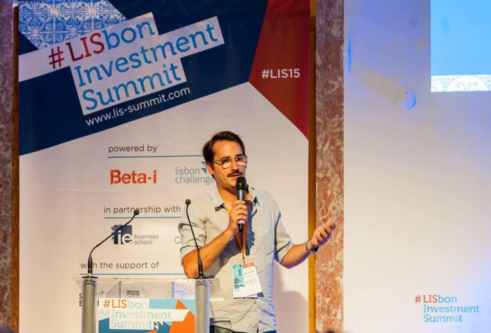 Felix Petersen at Lisbon Investment Summit 2015 - #LIS15