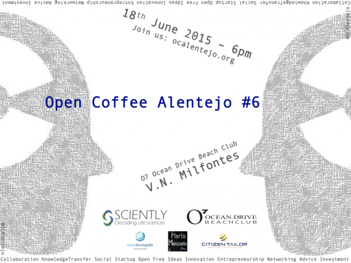 Open Coffee Alentejo 6