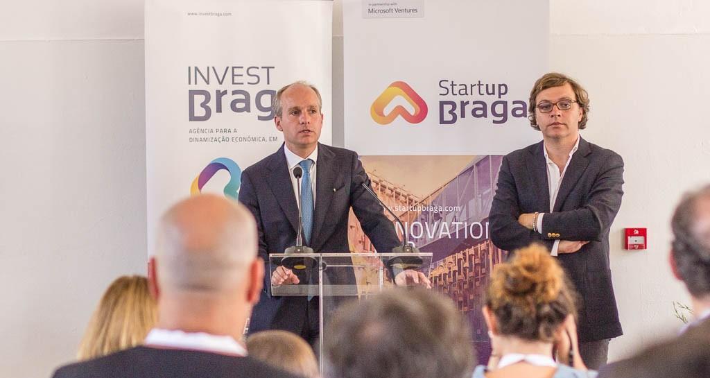 Startup Braga Demoday - Pedro Golçalves