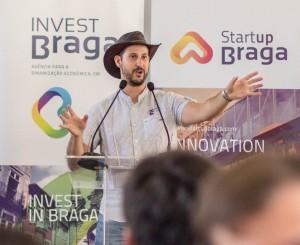 Startup Braga Demoday Alex Barrera