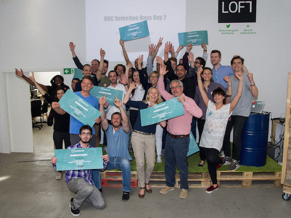 winning teams at startupbootcamp Berlin 2015
