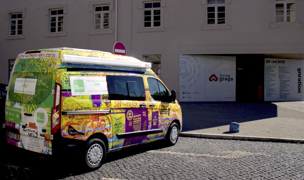 Roadshow Startup Braga