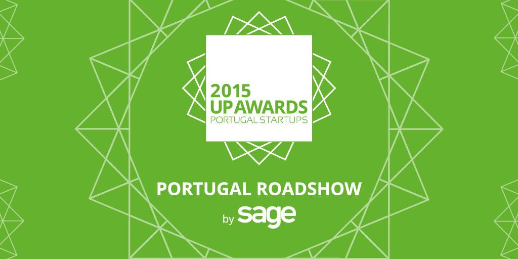 UP Awards Roadshow Twitter