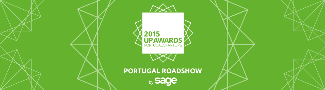 UP Awards Portugal Roadshow by Sage