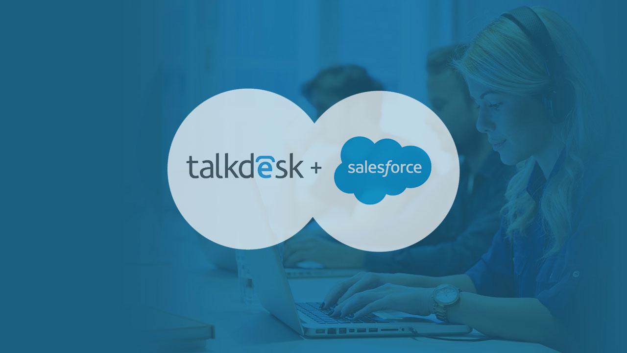 talkdesk and salesforce