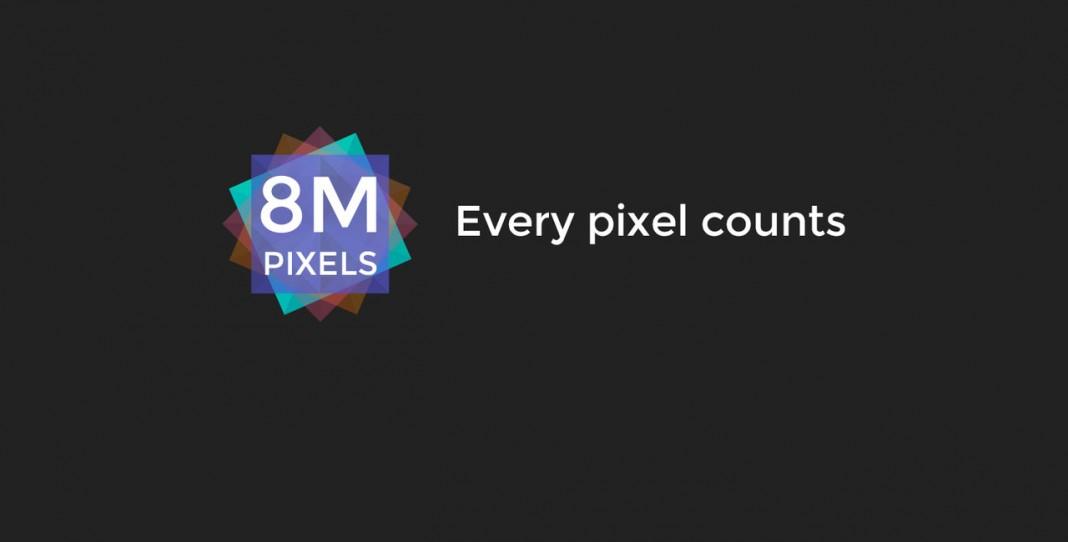 8Mpixels