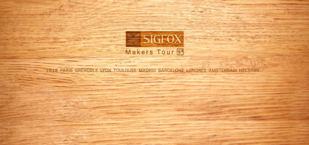 header sigfox makers tour