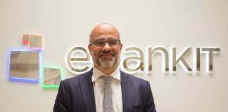 ebankit CEO Joao Lima Pinto