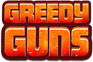 logo greedy guns
