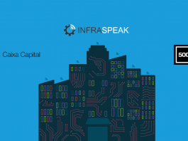 Infraspeak, Caixa Capital and 500 Startups