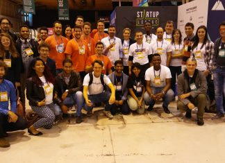 Startup League at WebSummit