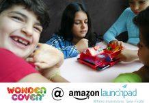 Wonder Cover Amazon Launchpad
