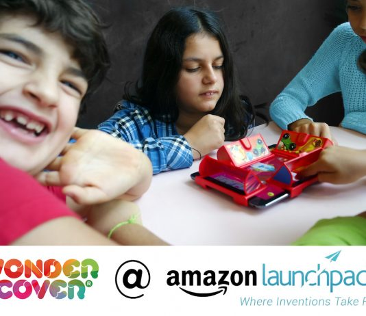 Wonder Cover Amazon Launchpad