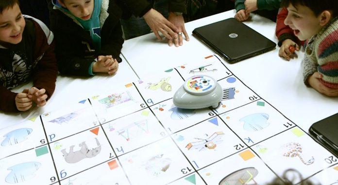 teach kids coding