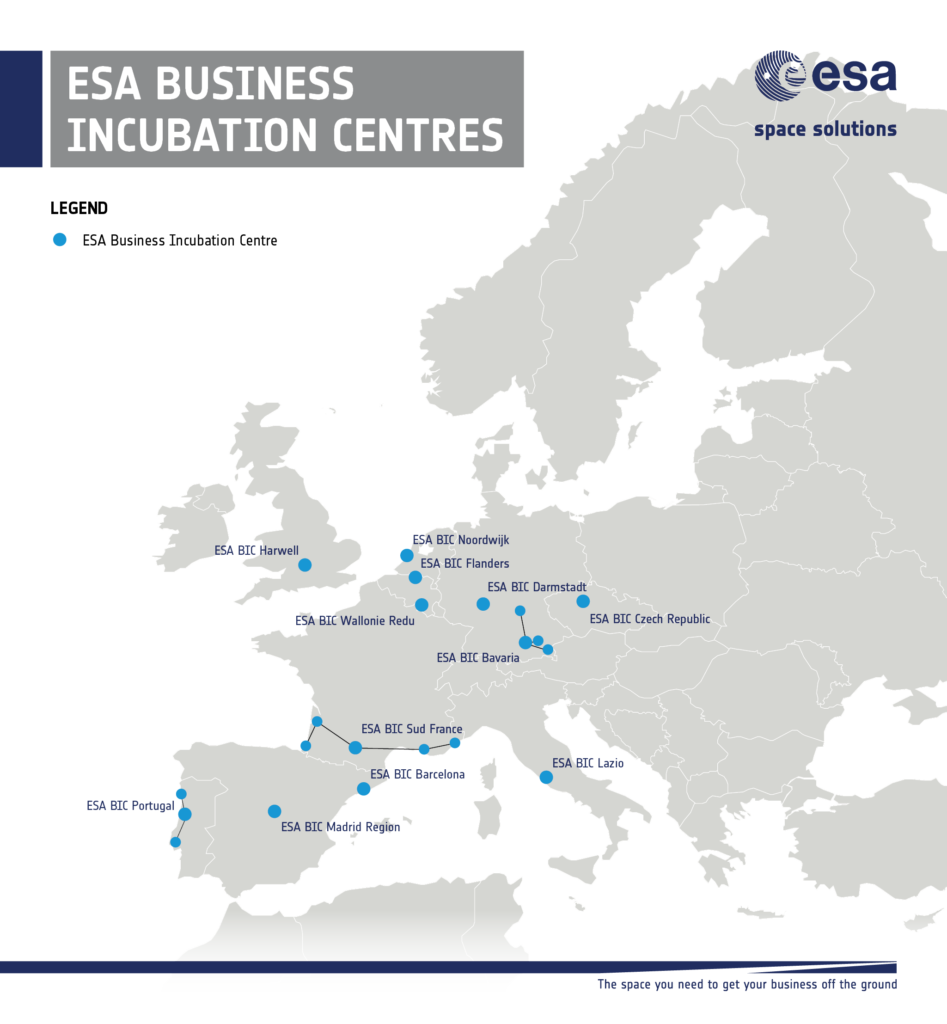 European Space Agency Incubator