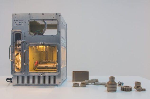3d printer space