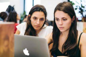 young women in tech lisbon