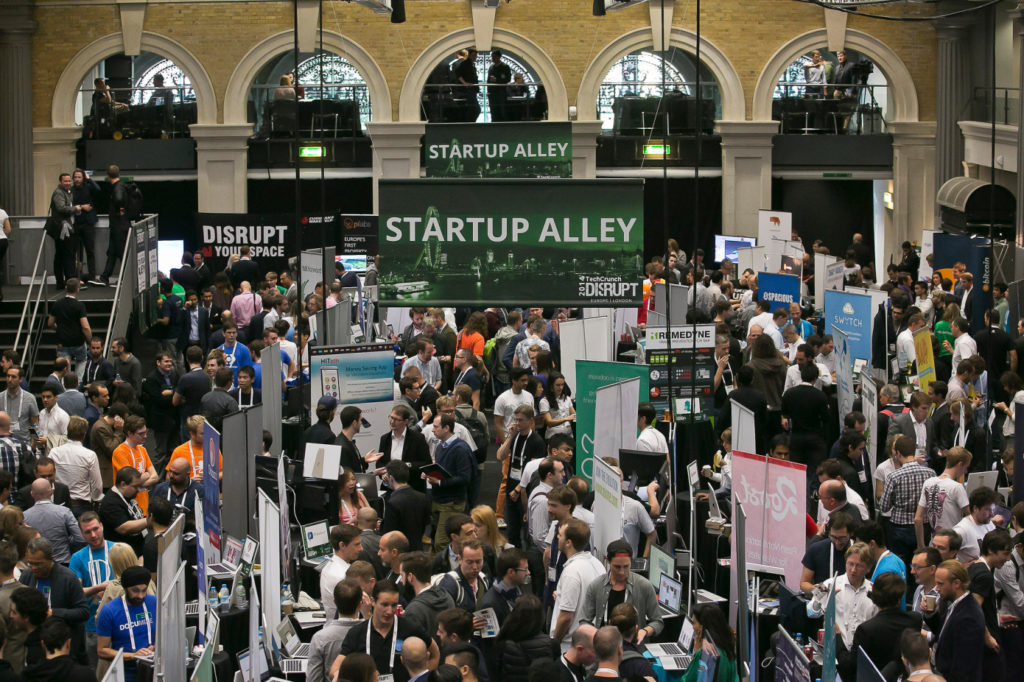 techcrunch disrupt berlin
