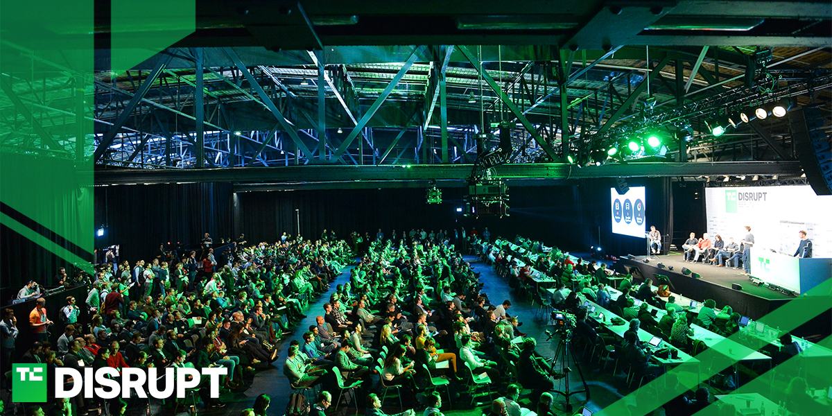 TechCrunch Disrupt Berlin returns, community ticket giveaway